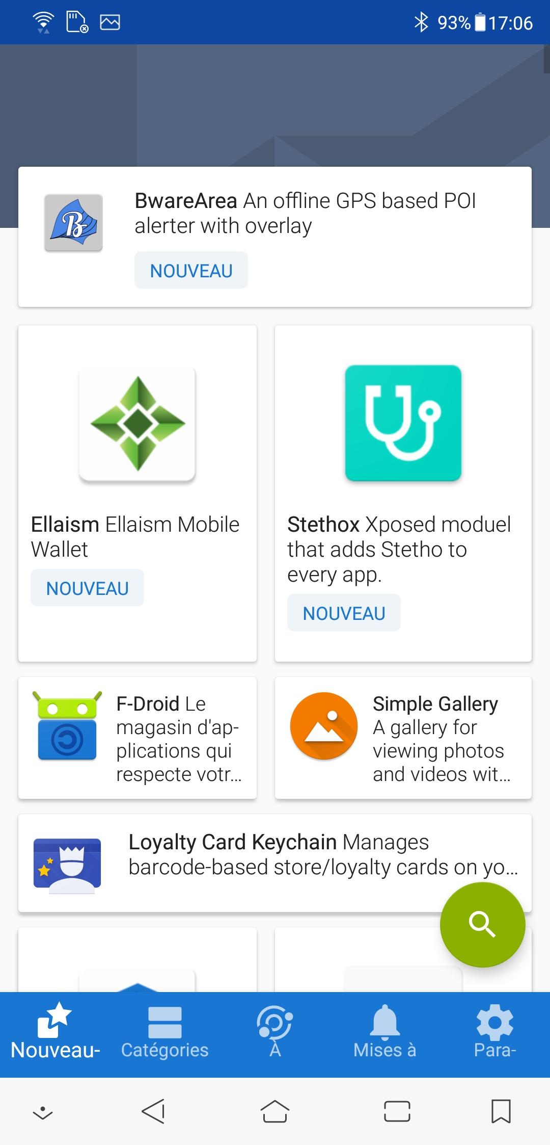 Les meilleures alternatives au Google Play Store : téléchargez des