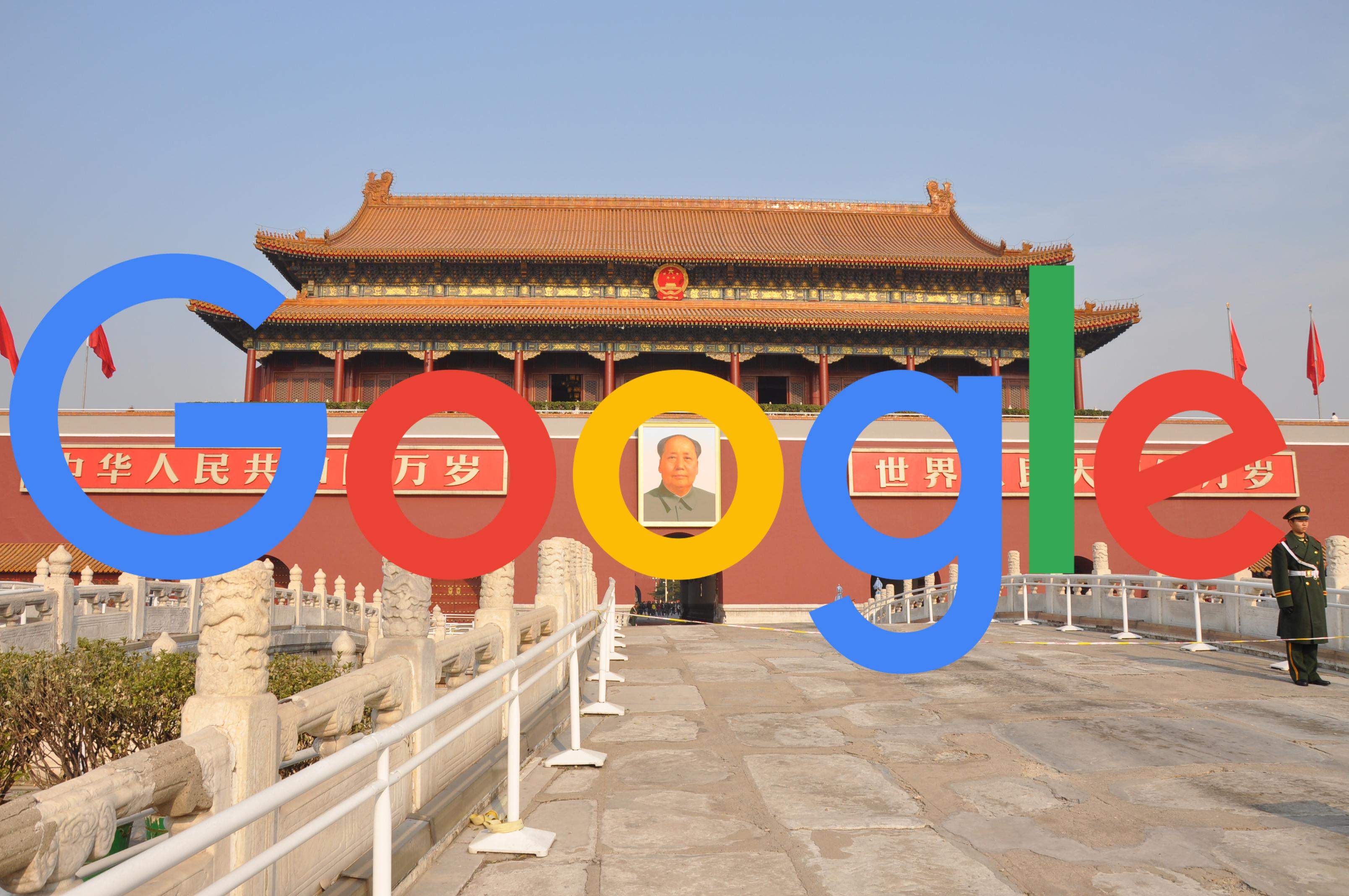 Colère grandissante d'employés de Google sur ses projets en Chine | Internet