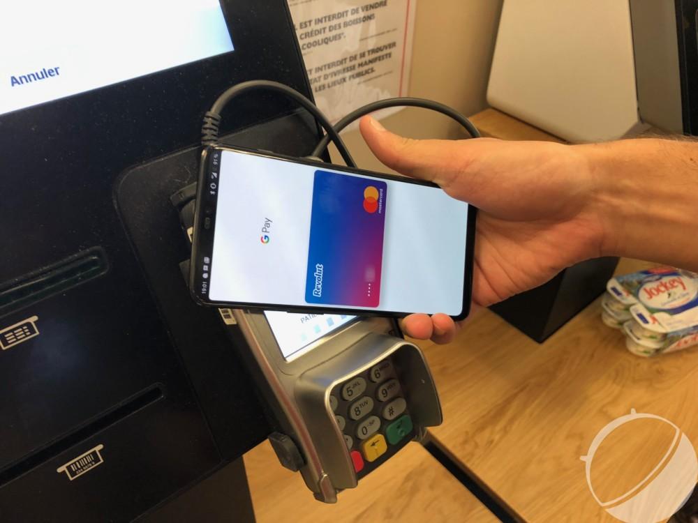 Google Pay est disponible en France : tout ce qu'il faut savoir sur le service de paiement sans contact - FrAndroid