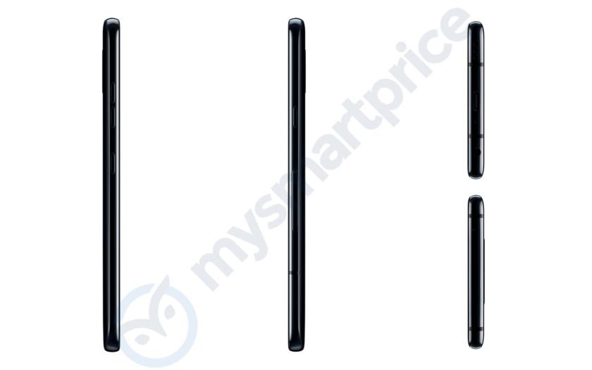 Voici à quoi ressemblerait le LG V40 ThinQ : 3 caméras à l'arrière