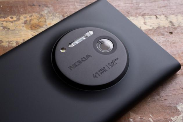 Appareil Photo Pureview du Lumia 1020