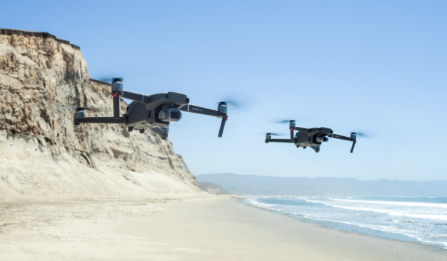 DJI Mavic 2 Pro et Zoom : deux nouveaux drones prennent leur envol