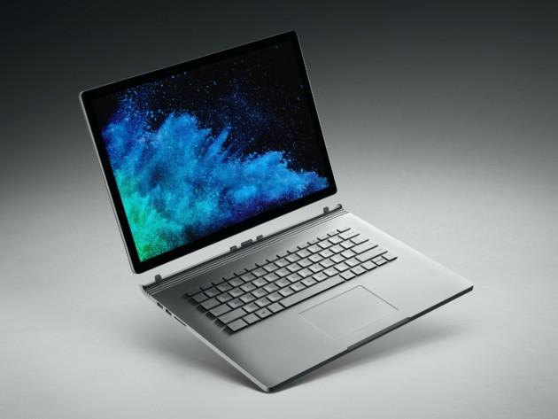 Le Microsoft Surface Book et son écran détachable