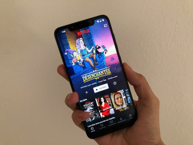 Le Pocophone F1 a un problème de DRM avec Netflix, Molotov, Amazon et Canal+