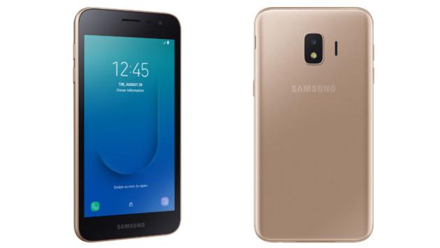 Galaxy J2 Core officialisé : le premier smartphone Samsung sous Android Go