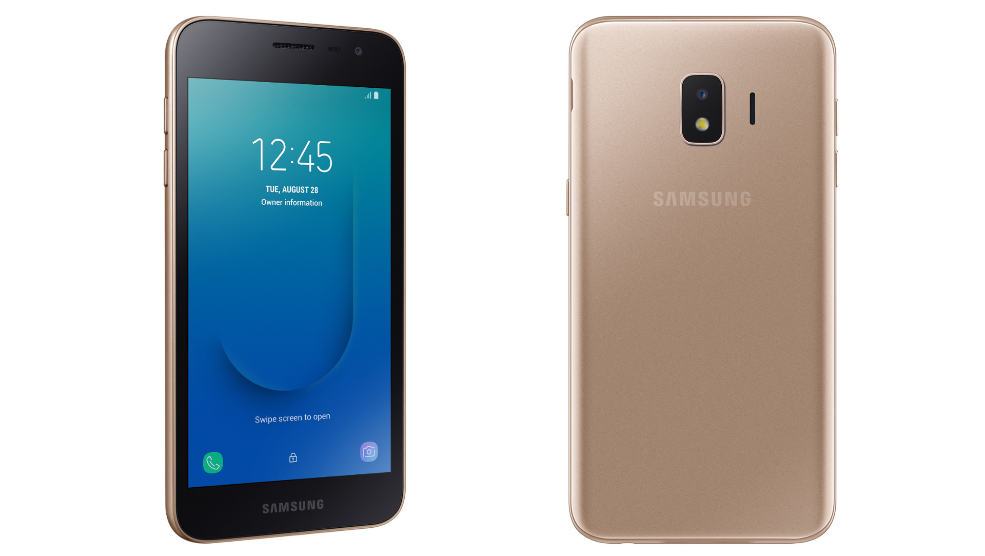 Samsung lance son premier smartphone sous Android Go