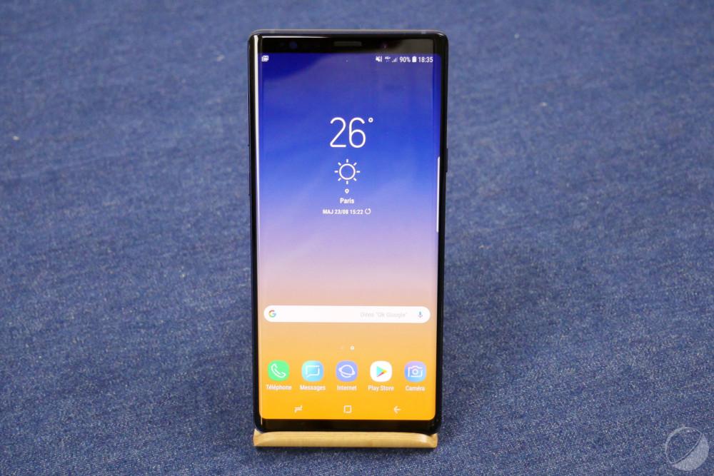 5ea7c50f5e84fb Retour sur le Galaxy Note 9, petit dernier de la série, et sur son intérêt  sur un marché où les grandes diagonales d écran sont devenues la norme.