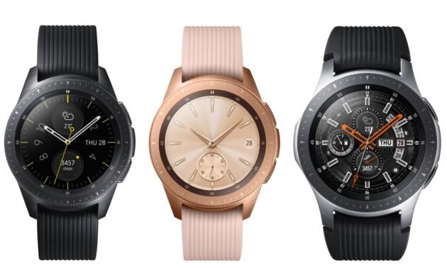 Samsung Galaxy Watch : la nouvelle montre connectée est officielle