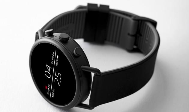 La montre Falster 2 de Skagen sous Wear OS