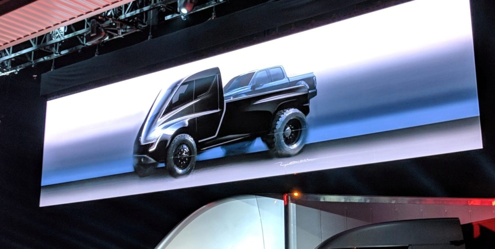 Tesla: electric pickup truck project confirmed again by Elon Musk