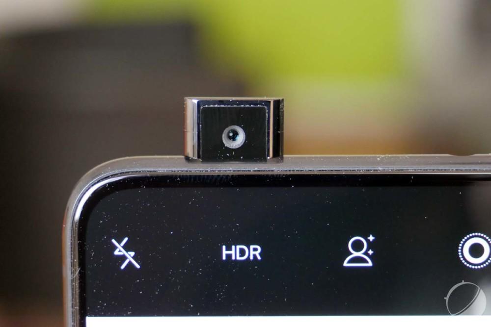 L'appareil photo du Vivo Nex S, pour illustration