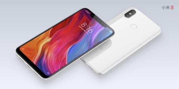 Le Xiaomi Mi 8 se lance en France dans moins d'une semaine