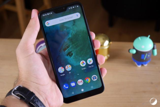 Xiaomi Mi A2 Lite : la mise à jour Android P se lance en bêta