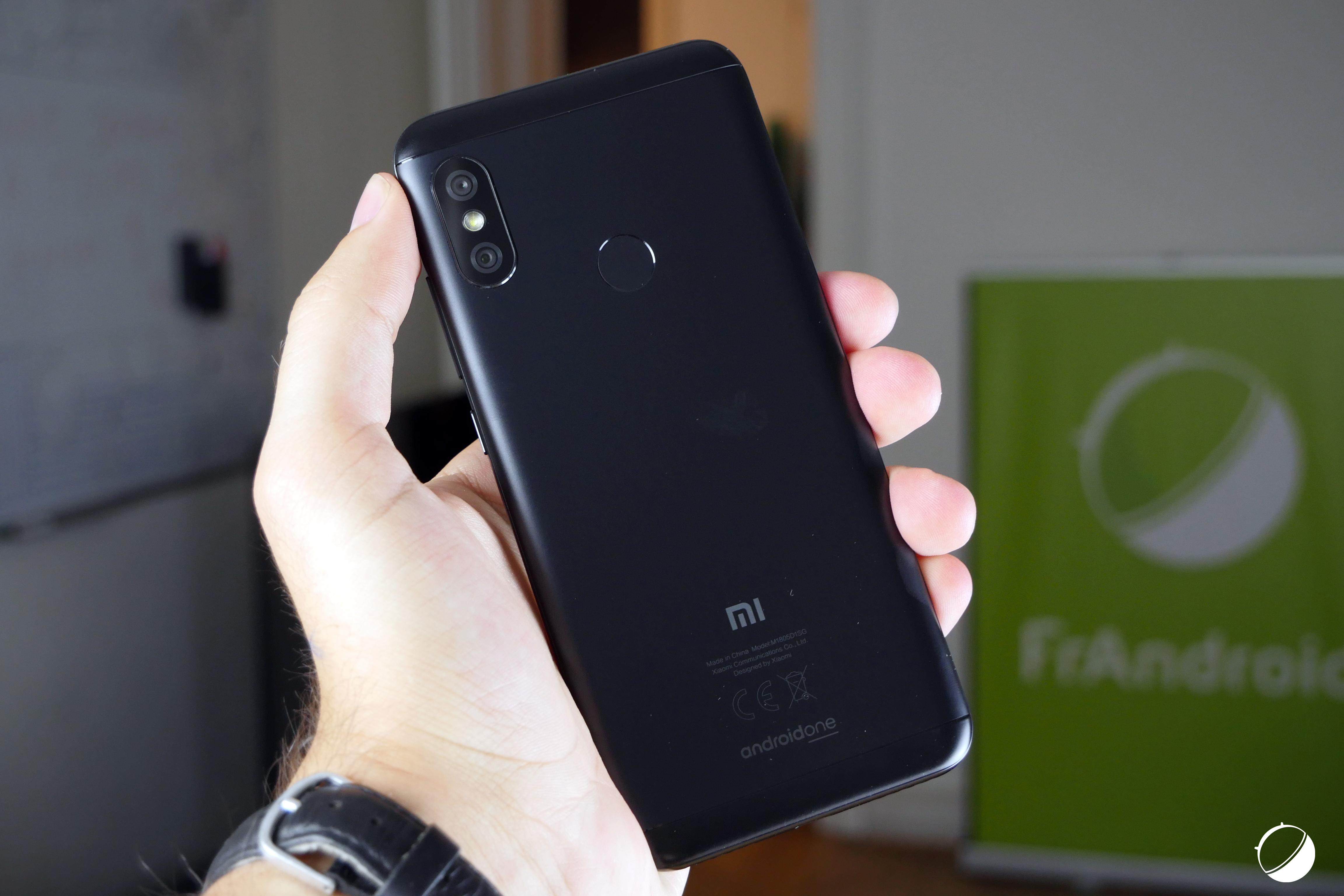 Test Xiaomi Mi A2 Lite Notre Avis Complet Smartphones