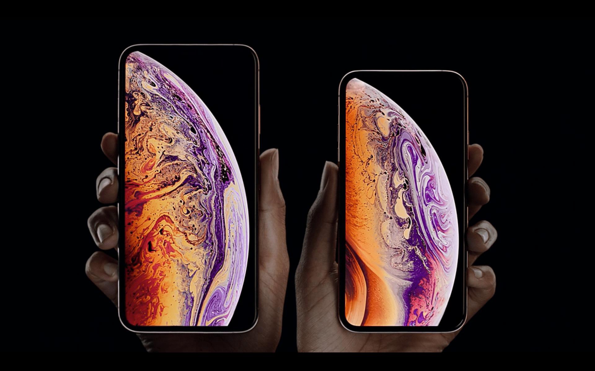 Apple Iphone Xs Et Xs Max Devoiles Photo Et Performance Avant