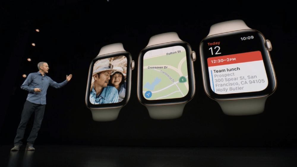 L'Apple Watch continue sa folle ascension, loin devant toute concurrence