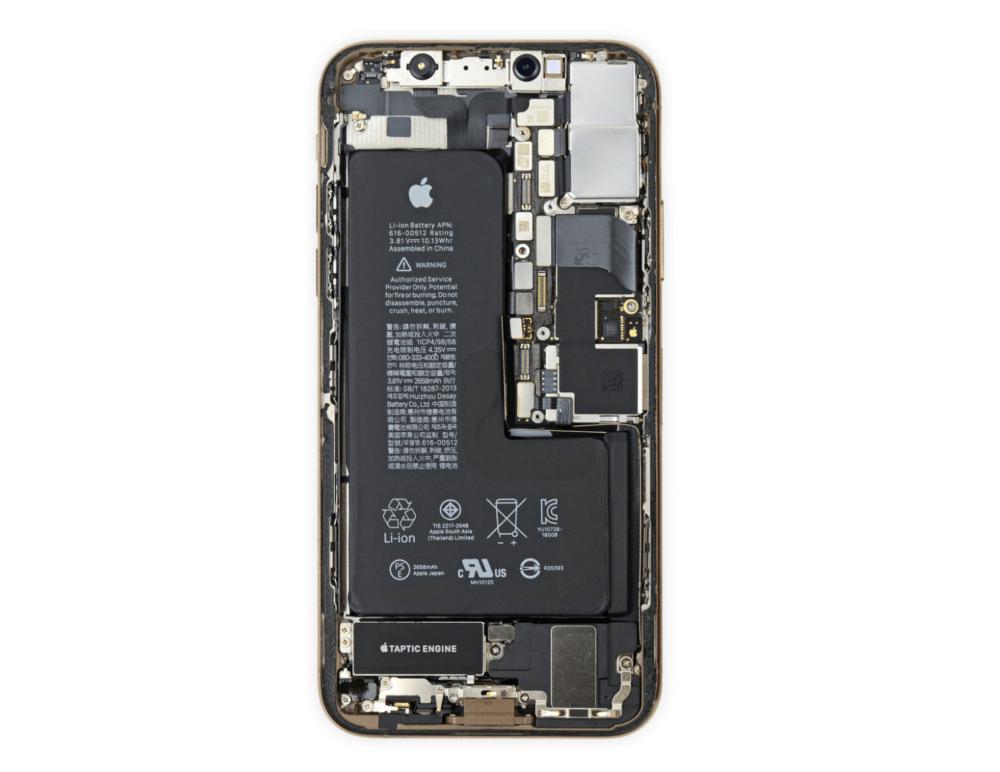 Apple iPhone XS et XS Max démontés : que nous réservent-ils ?