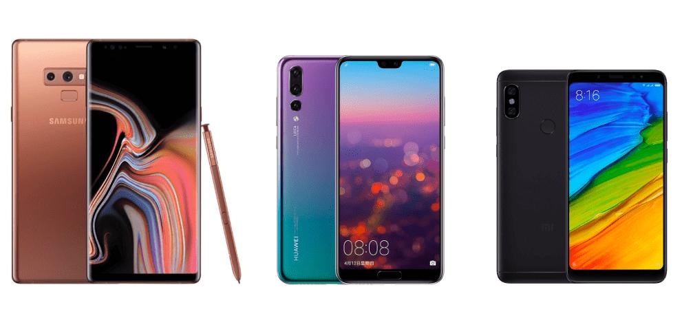 De nombreuses promotions sont en cours sur eBay. Parmi celles-ci vous pouvez retrouver le Samsung Galaxy Note9, le HuaweiP20 Pro ou encore le Xiaomi Redmi Note 5 à de très bons prix.