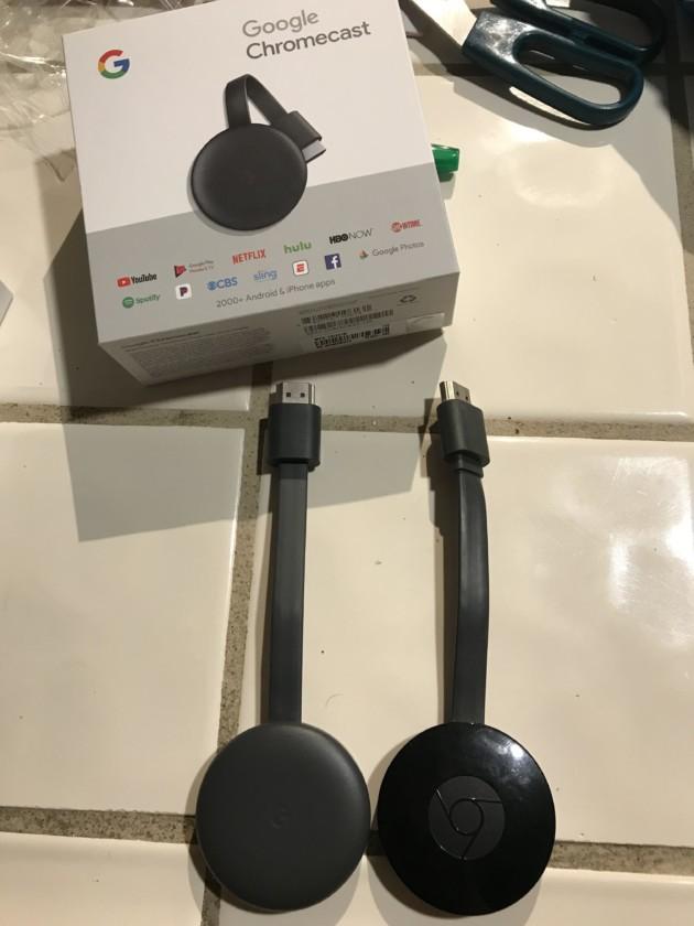 Google Chromecast 3 : quand Best Buy vend un modèle qui n'est pas encore annoncé
