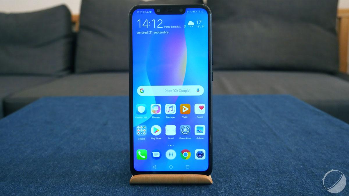 88e2dbb7cc3 ... nom de Huawei Nova 3i en Chine, premier smartphone à être équipé du  Kirin 710. Mais que donne ce nouvel appareil milieu de gamme ?