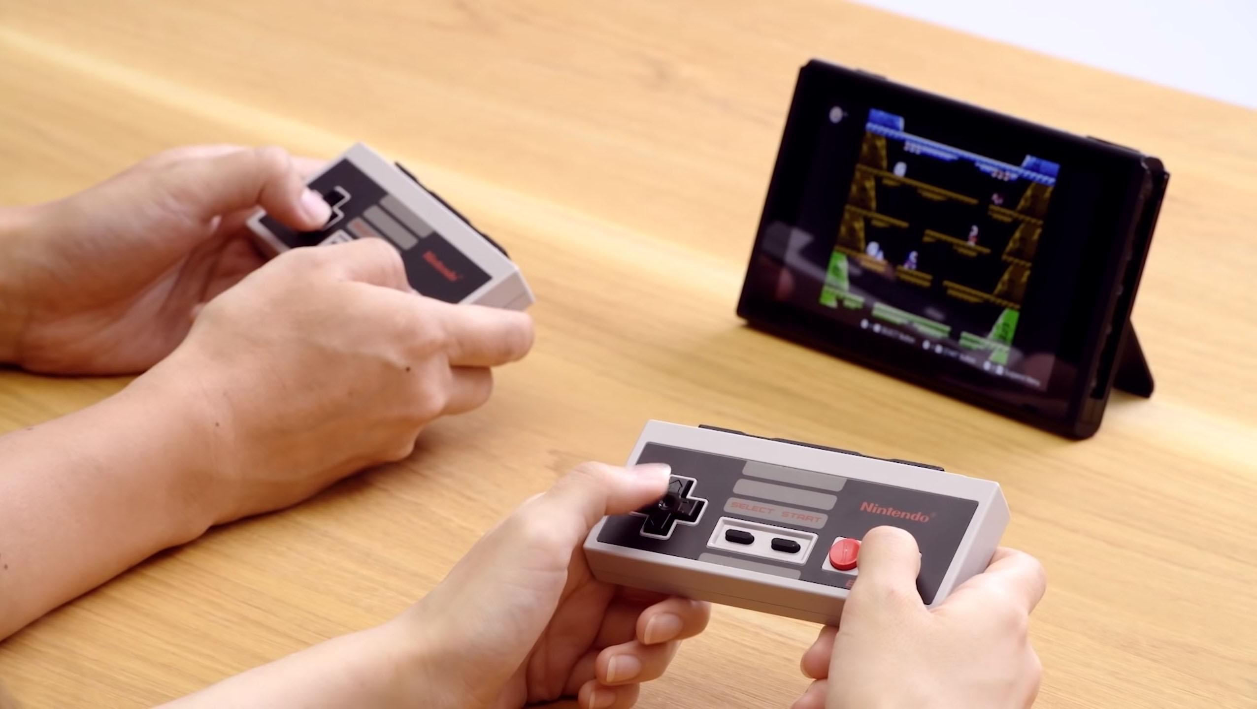 Entre le nouveau personnage de Smash Bros. et les multiples versions  remastered de vieux jeux, le constructeur japonais a annoncé des accessoires  qui