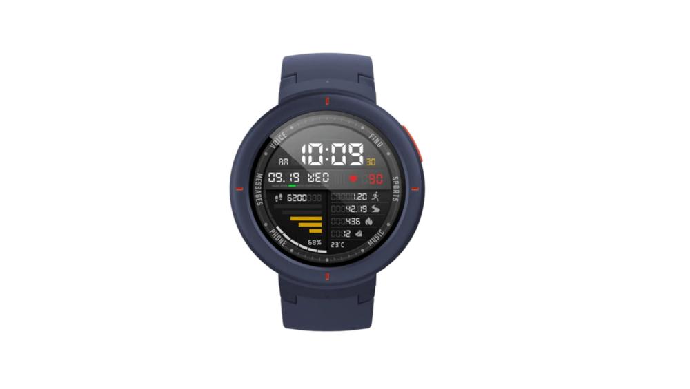 Pour fêter ses trois ans, Huami — filiale de Xiaomi — a complété sa gamme Amazfit avec une montre qui porte le doux nom de «Verge», ainsi qu'un bracelet connecté orienté santé et une nouvelle puce qui équipera les montres en 2019.