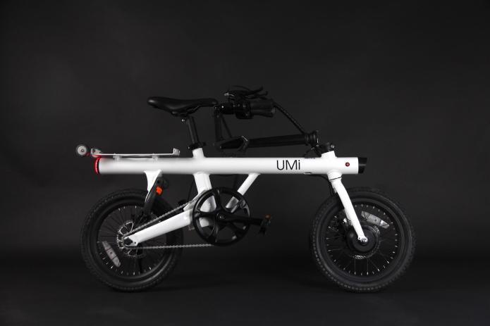 ce v lo lectrique pliable en forme de bazooka a de quoi faire r ver les cyclistes de ville. Black Bedroom Furniture Sets. Home Design Ideas