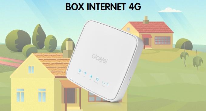 NRJ Mobile dégaine une box 4G à 29,99€ par mois