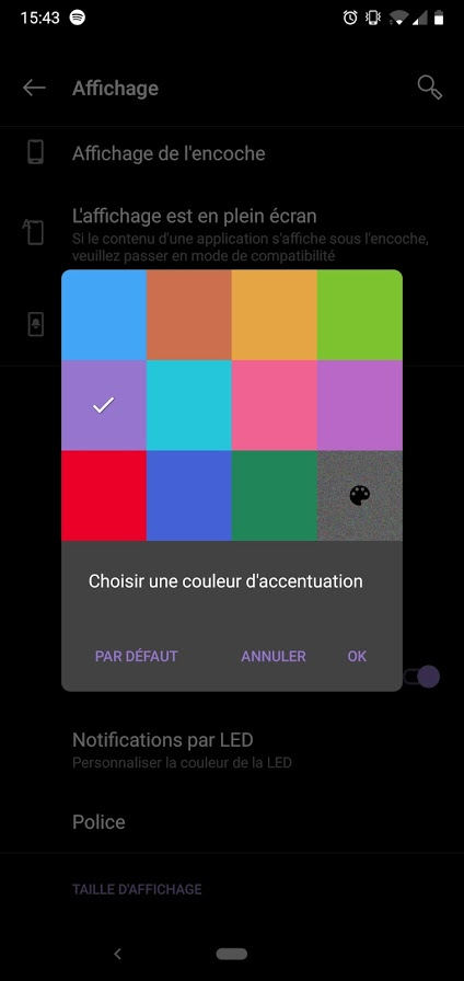 oneplus 6 android 9 0 pie est disponible en b ta ouverte frandroid. Black Bedroom Furniture Sets. Home Design Ideas