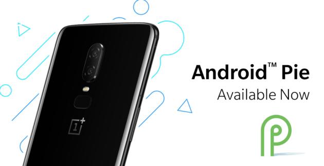 Un mois après la sortie d'Android Pie 9.0, OnePlus a annoncé ce vendredi la mise à jour de du OnePlus 6 vers la dernière version du système d'exploitation.
