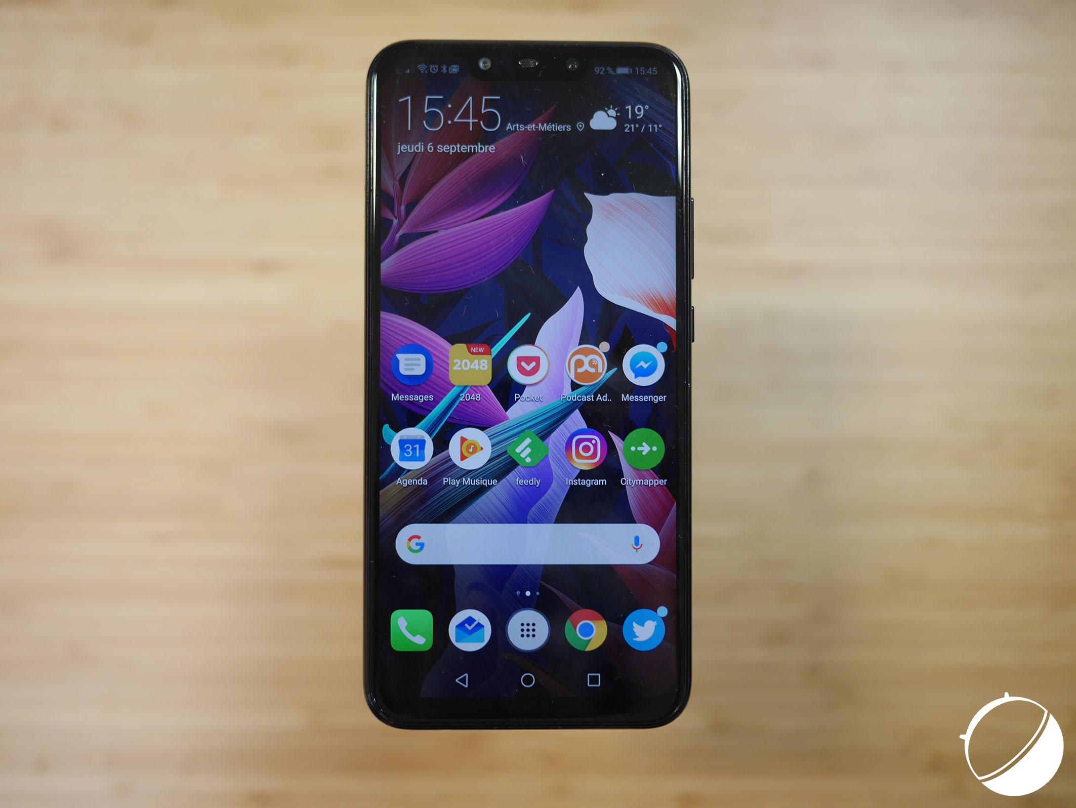Test Huawei Mate 20 Lite   notre avis complet - Smartphones - FrAndroid 5ff8b8a183c6