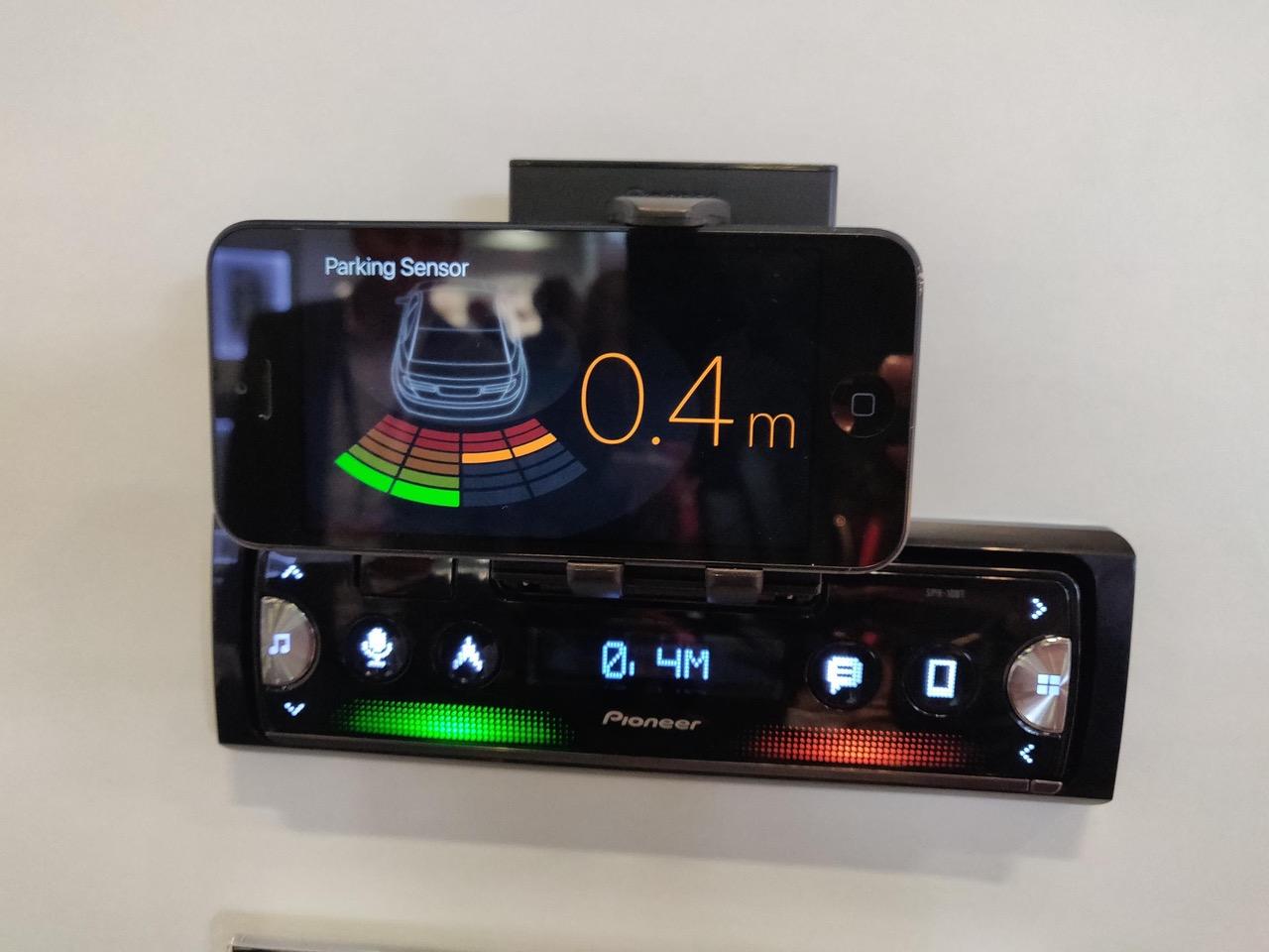 la connectivit automobile invit e discr te de l ifa 2018 frandroid. Black Bedroom Furniture Sets. Home Design Ideas