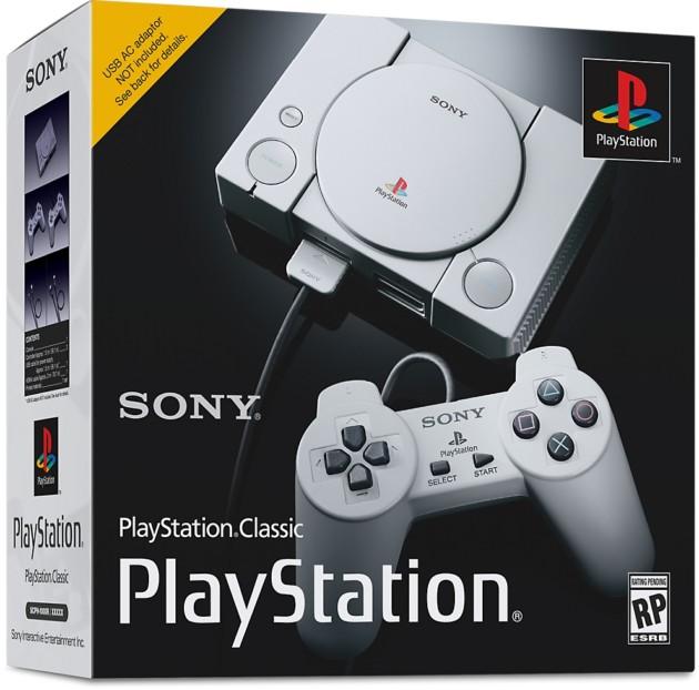 Sony Playstation Classic : design, manette, jeux, prix et sortie – tout ce qu'il faut savoir