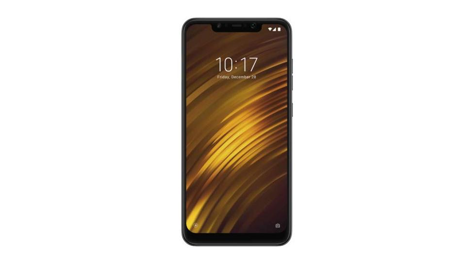 french days le xiaomi pocophone f1 est disponible 300 euros frandroid. Black Bedroom Furniture Sets. Home Design Ideas