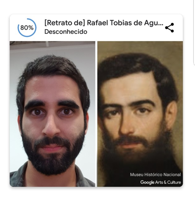 Google Arts & Culture permet désormais aux utilisateurs français de comparer leurs selfies avec des œuvres d'art. L'option était disponible sur l'application depuis plusieurs mois aux États-Unis et elle ne se déploie que maintenant dans l'Hexagone.