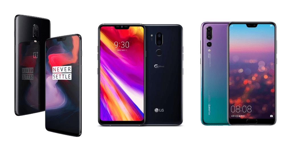 eBay crée la surprise en proposant de belles ventes flash pour quelques jours. Retrouvez de nombreux smartphones aux meilleurs prix, comme le HuaweiP20 Pro, le LGG7 ThinQ ou encore le OnePlus6. Voici notre sélection.