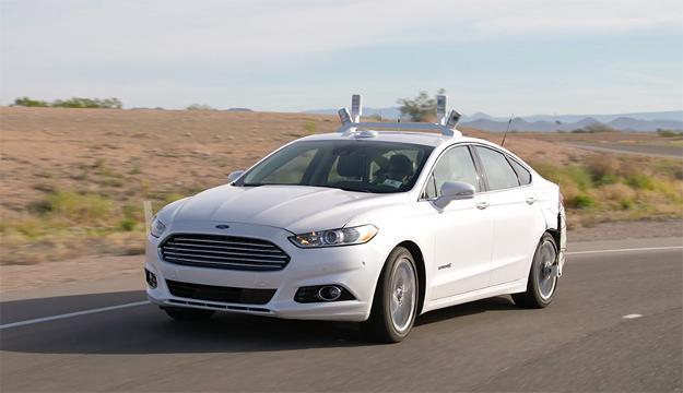 Premier petit accident pour les voitures autonomes d'Apple
