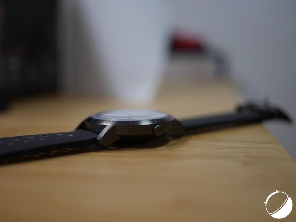 La montre de Withings ne mesure que 13mm d'épaisseur