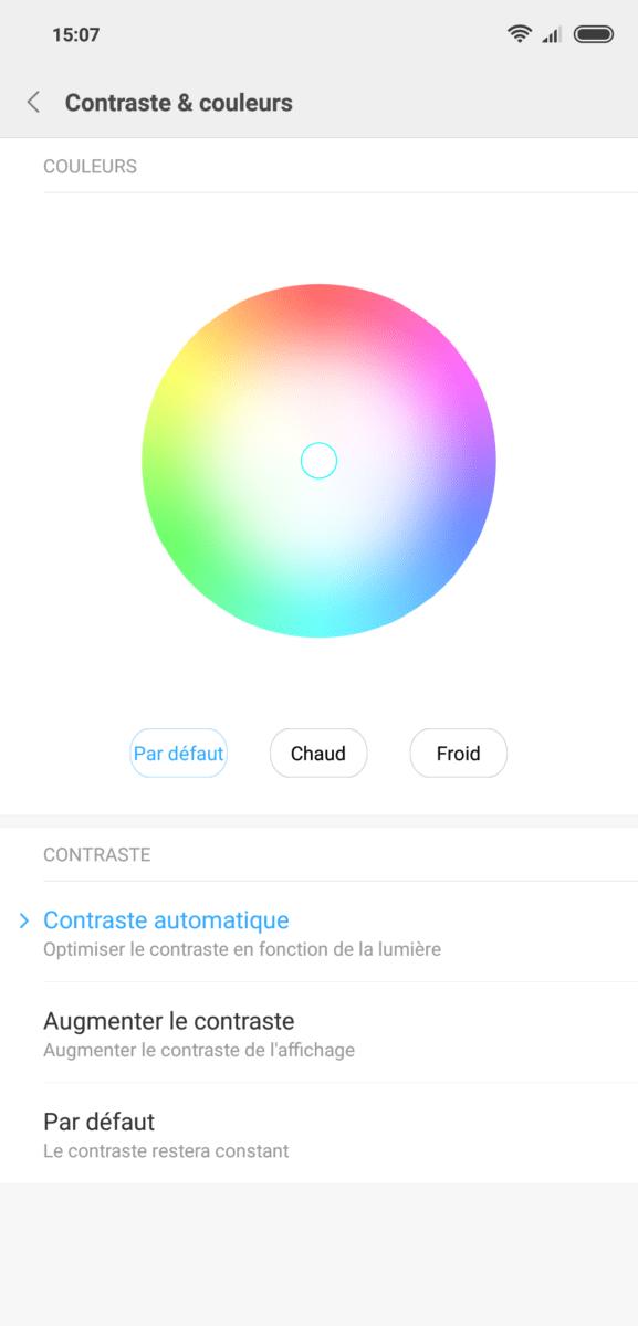 Test Xiaomi Mi 8   notre avis complet - Smartphones - FrAndroid a4e16a3669f
