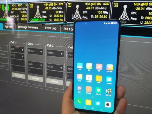 Le Xiaomi Mi Mix 3 se montre en photos sur le réseau 5G