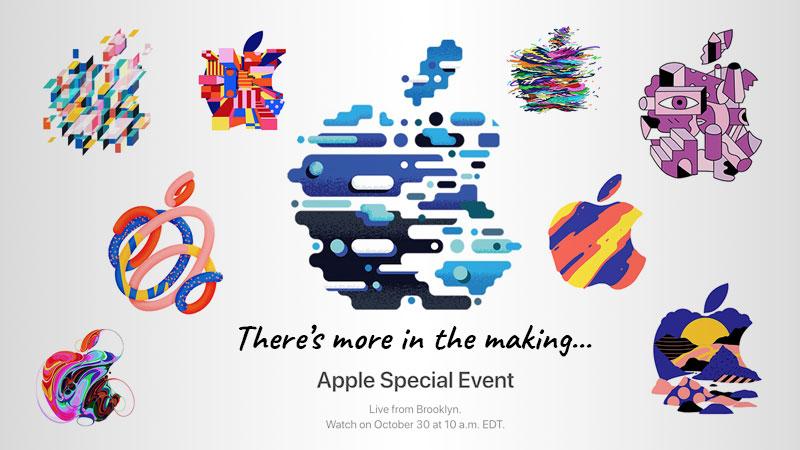 Macbook Air, iPad Pro et Mac Mini... Apple muscle sa gamme