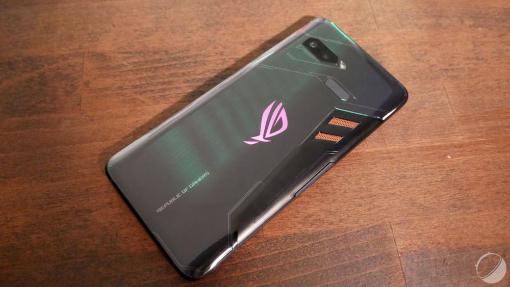 L'Asus ROG Phone 2 aura un écran 120 Hz, c'est officiel