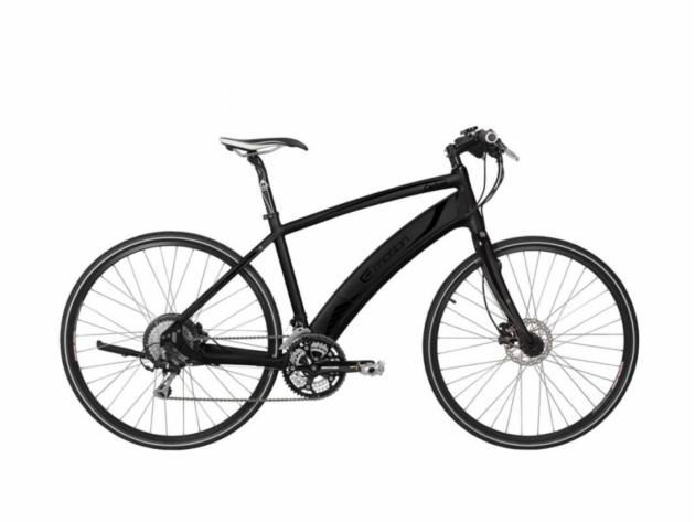 «BH Emotion Neo Carbon un vélo électrique full carbon, même La Fourche»
