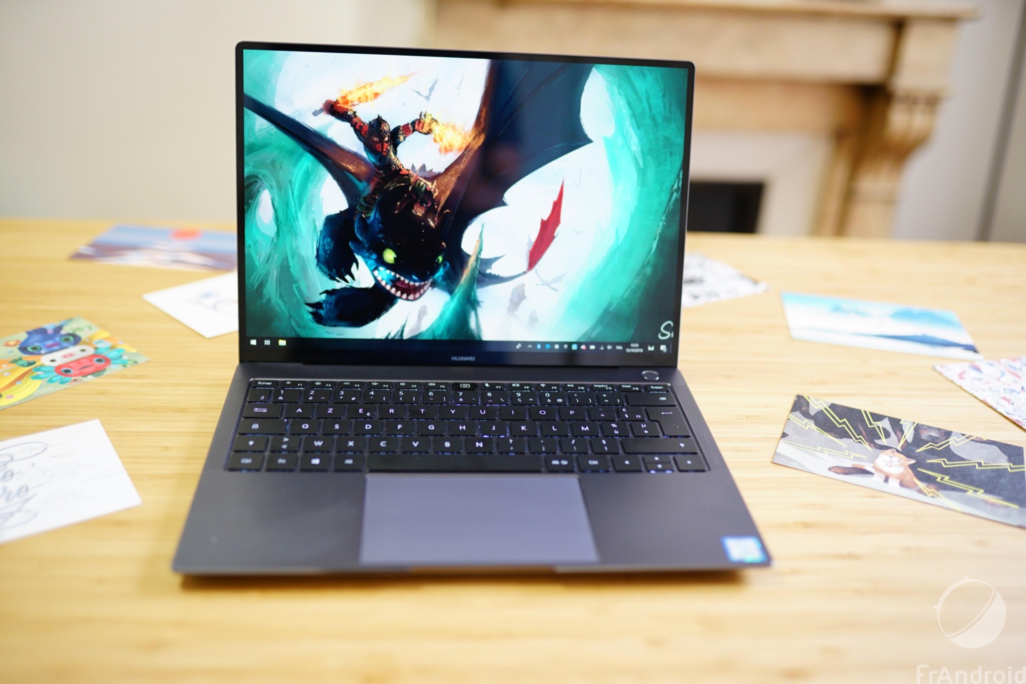 69e054dd95b4a Test du Huawei Matebook X Pro   à deux doigts du PC portable idéal ...