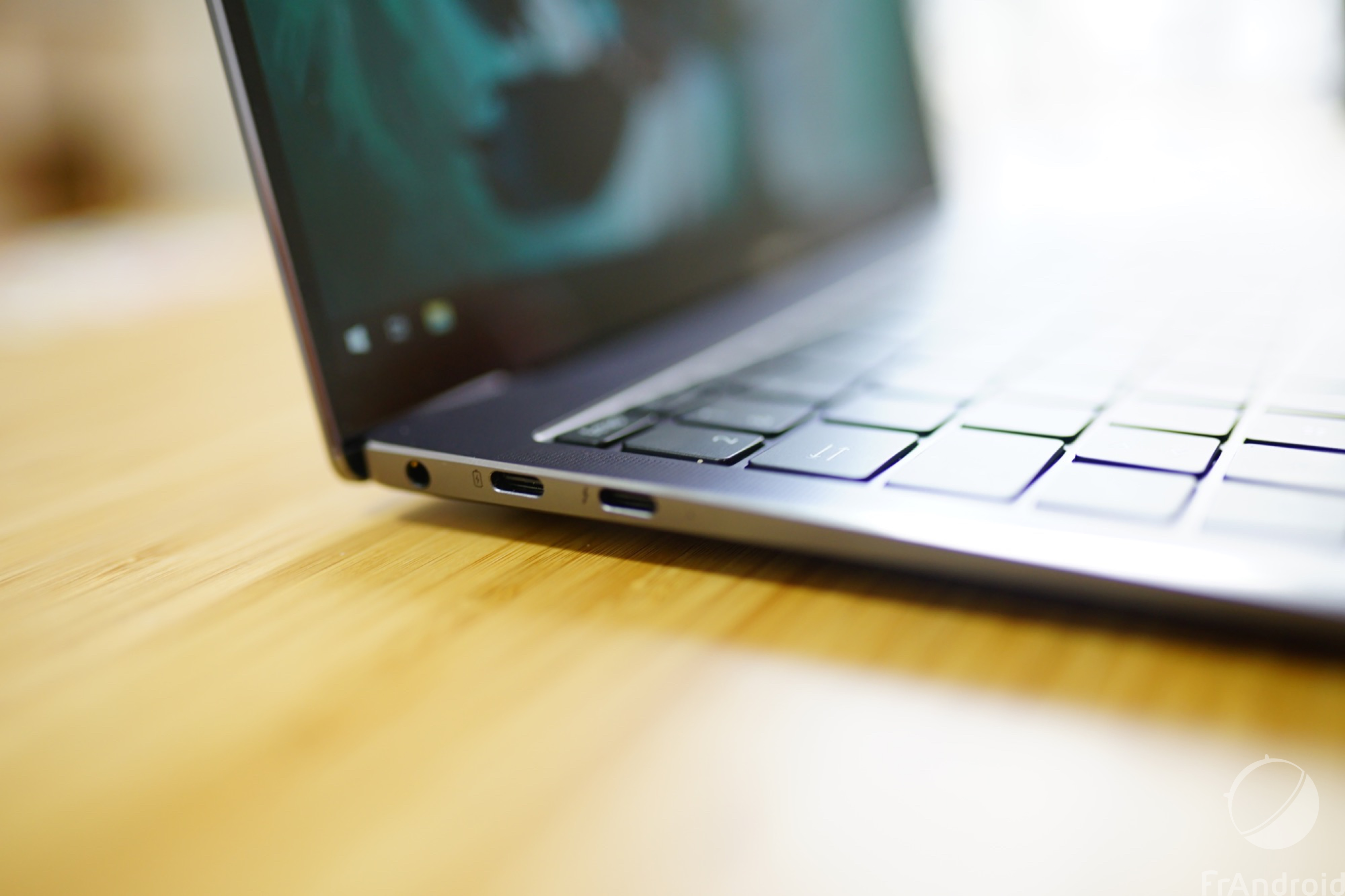 Test du Huawei Matebook X Pro   à deux doigts du PC portable idéal ... b44abc32e7c3