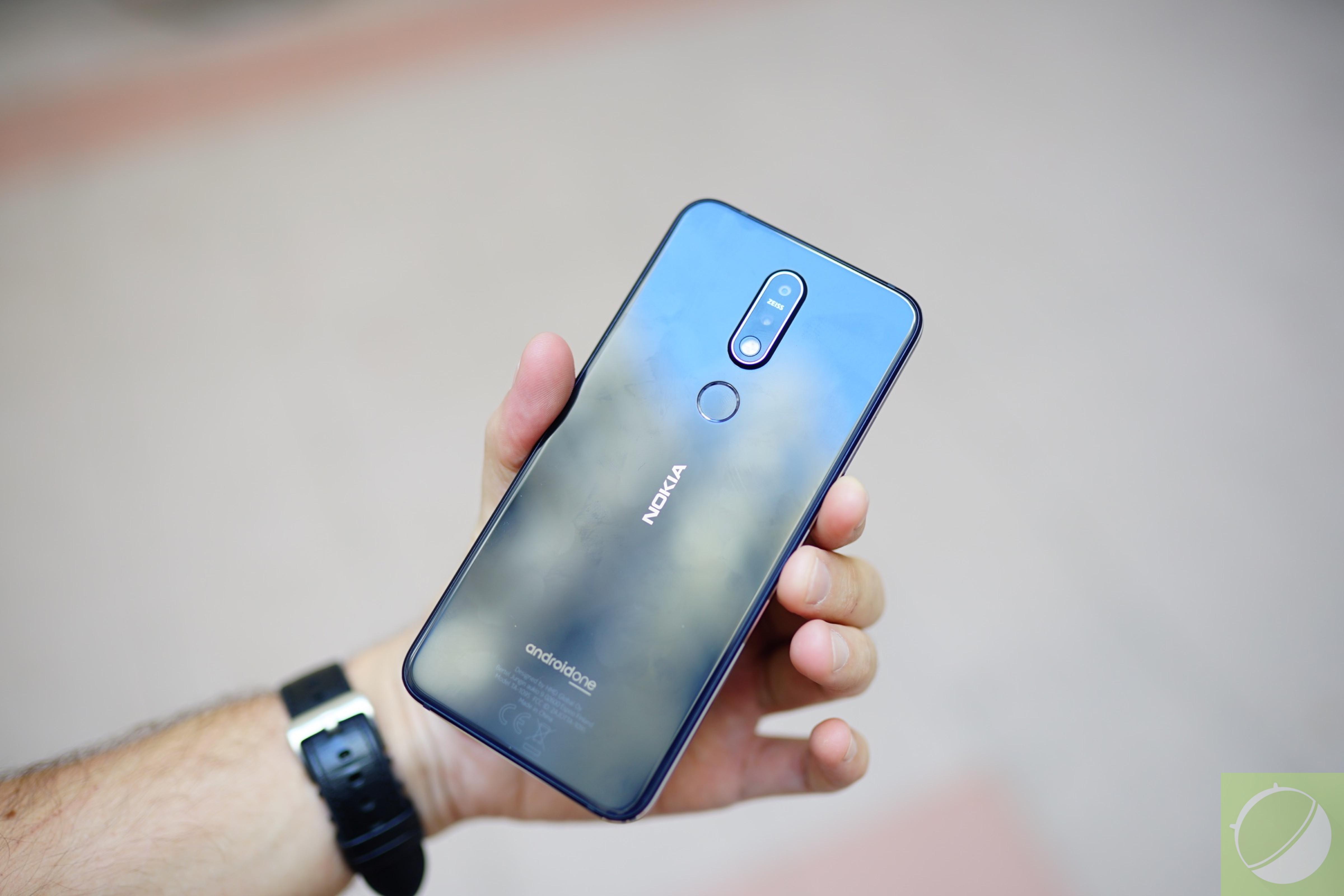 35e75c94d74fb2 En début d année, HMD Global a réussi à s imposer sur le segment des  smartphones à 400 euros avec le Nokia 7 Plus qui était une véritable  surprise capable ...