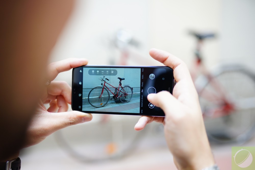 L'appareil photo du Nokia 7.1