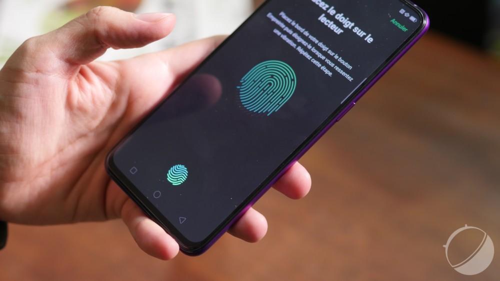 Test du Oppo RX17 Pro : un très bon smartphone en mal d'oxygène
