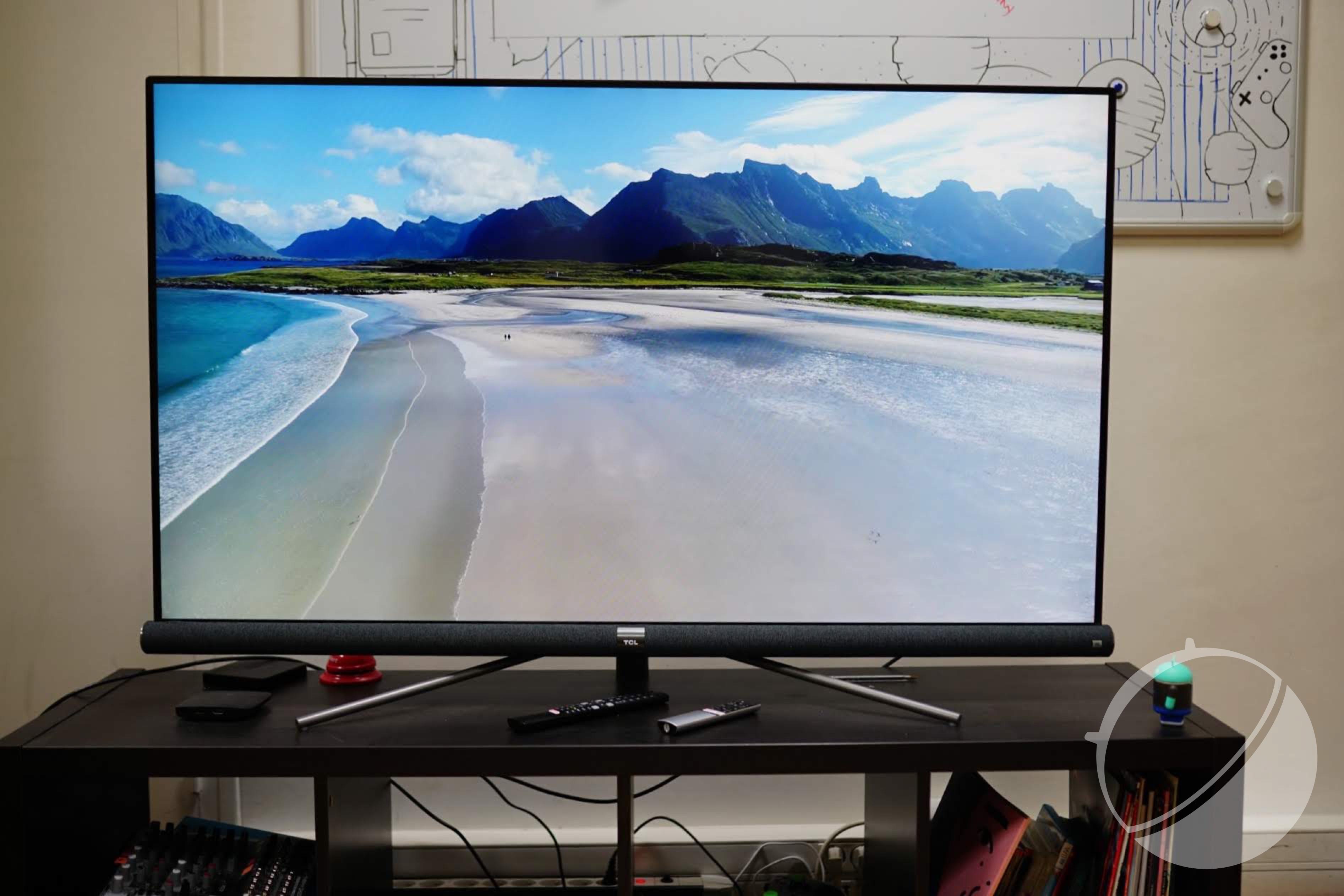 Test De La Tcl 55dc760 Serie C76 Le Televiseur 4k Hdr