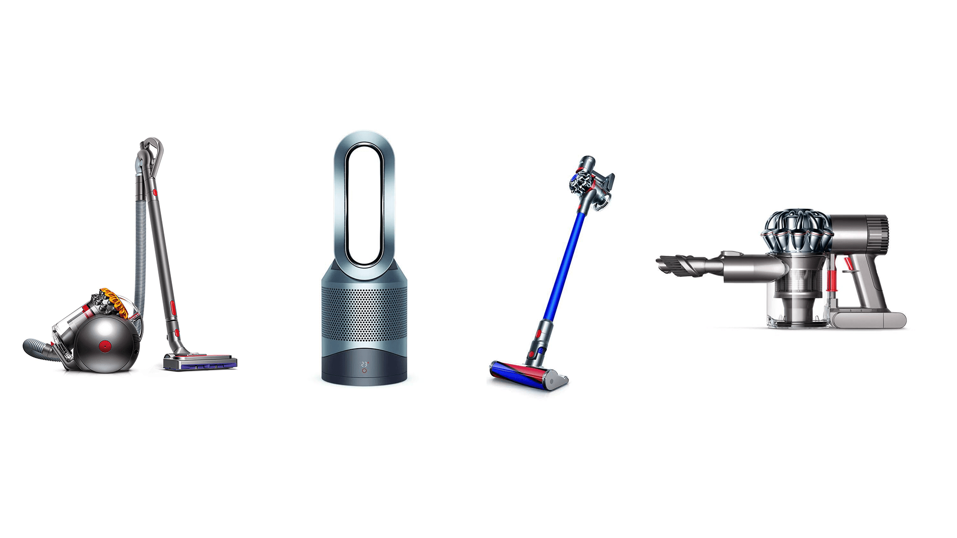 d stockage aspirateurs dyson partir de 129 euros sur amazon frandroid. Black Bedroom Furniture Sets. Home Design Ideas